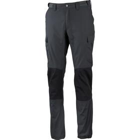 Lundhags Vanner Pantalon Homme, charcoal/black